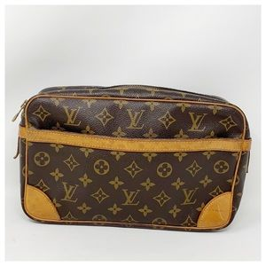 Louis Vuitton Authentic Monogram Compiegne
